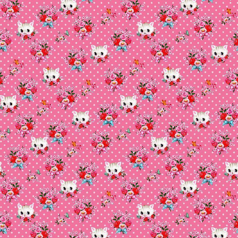 cat jersey children fabrics - Látky Magnólia 07472936f6